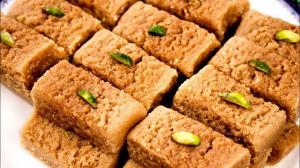 Khoya Milk Cake